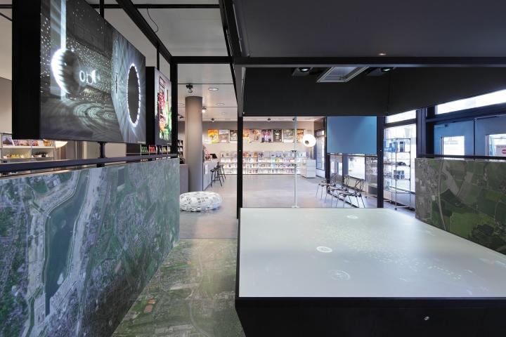 haacke innenarchitekten designer wir gestalten r ume touristisches besucherzentrum. Black Bedroom Furniture Sets. Home Design Ideas